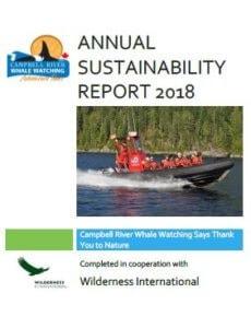 2018 Sustainability Report logo