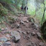 Rocky Hills on Trail