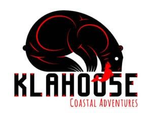 Klahoose Coastal Adventures Logo